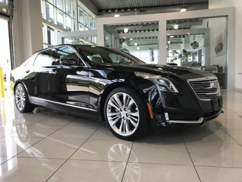 Pre-Owned 2016 Cadillac CT6 Sedan Platinum AWD