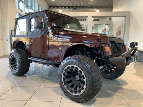 Pre-Owned 2004 Jeep Wrangler X