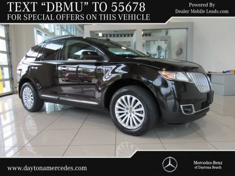 Pre-Owned 2013 Lincoln MKX Base FWD Station Wagon