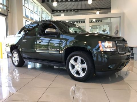 Pre-Owned 2013 Chevrolet Avalanche LT With Navigation