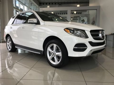 Certified Used Mercedes-Benz GLE GLE 350
