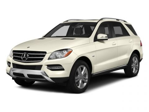 Pre-Owned 2015 Mercedes-Benz M-Class ML 350 RWD Sport Utility