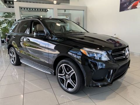 Certified Pre-Owned 2018 Mercedes-Benz GLE GLE 350 Rear Wheel Drive SUV