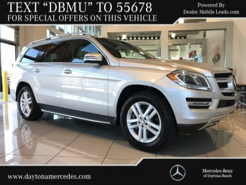 Pre-Owned 2015 Mercedes-Benz GL 350 AWD 4MATIC®