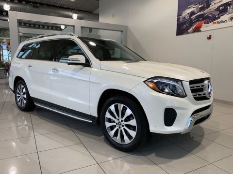 Certified Pre-Owned 2018 Mercedes-Benz GLS GLS 450 AWD 4MATIC®