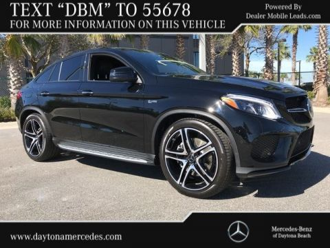 New Mercedes-Benz GLE AMG® GLE 43 4MATIC®