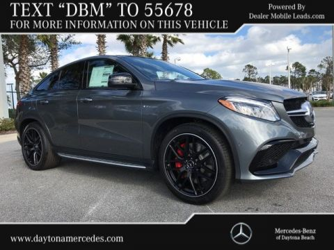 New Mercedes-Benz GLE AMG® GLE 63 S 4MATIC®