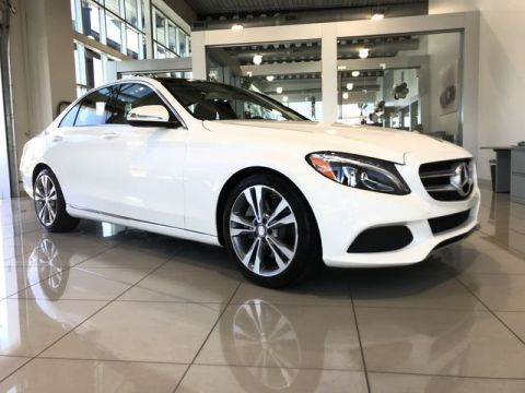 Certified Pre-Owned 2015 Mercedes-Benz C 300 Rear Wheel Drive SEDAN