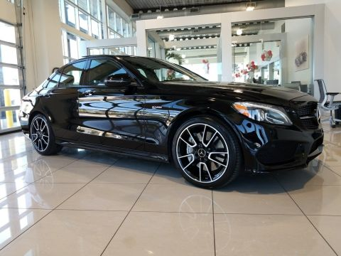 Certified Pre-Owned 2017 Mercedes-Benz C-Class AMG® C 43 AWD 4MATIC®