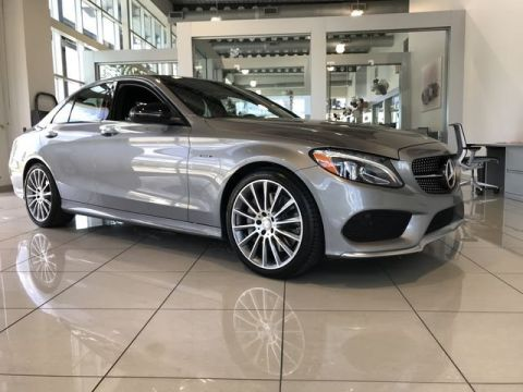 Certified Pre-Owned 2016 Mercedes-Benz C 450 AMG® AWD 4MATIC®