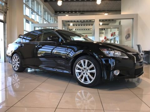 Pre-Owned 2015 Lexus GS 350  RWD 4dr Car
