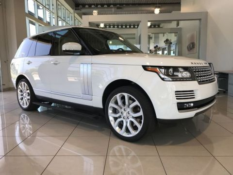 Pre-Owned 2014 Land Rover Range Rover Supercharged With Navigation & 4WD