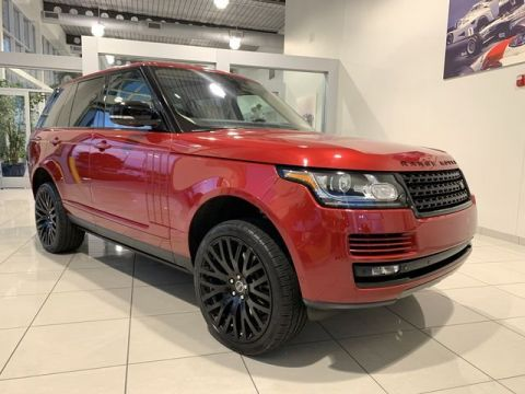 Pre-Owned 2014 Land Rover Range Rover Supercharged Autobiography