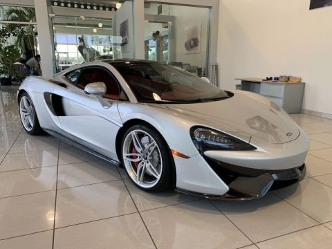 Pre-Owned 2017 McLaren 570GT Base RWD 2dr Car