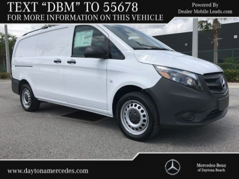 New Mercedes-Benz Metris Van