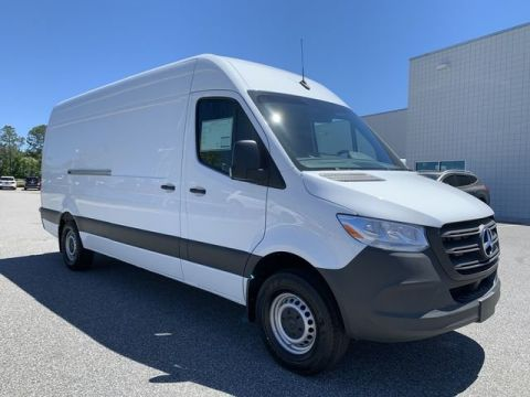 New 2019 Mercedes-Benz Sprinter Crew Van 2500 High Roof I4 170 RWD