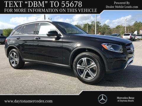 New 2018 Mercedes-Benz GLC 300 RWD Sport Utility