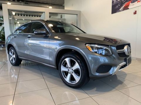 Certified Pre-Owned 2017 Mercedes-Benz GLC GLC 300 AWD 4MATIC®