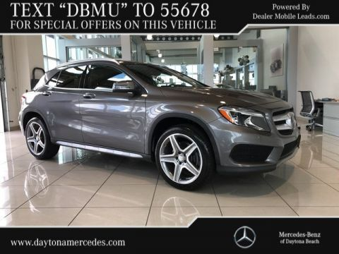 Certified Used Mercedes-Benz GLA GLA 250 Sport