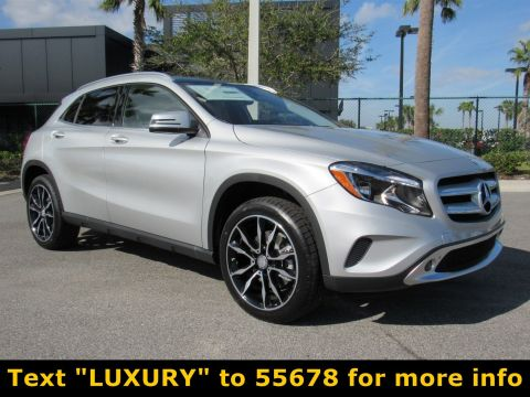 New Mercedes-Benz GLA GLA250 4MATIC®