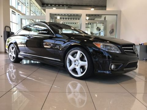 Pre-Owned 2008 Mercedes-Benz CL-Class AMG® CL 65 With Navigation
