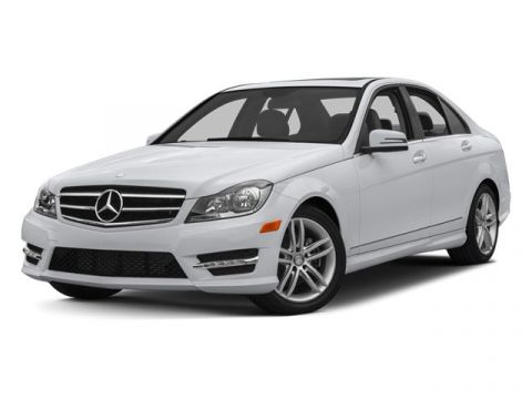 Pre-Owned 2014 Mercedes-Benz C 250 RWD 4dr Car