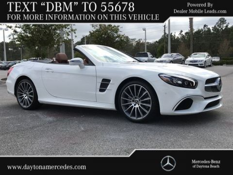 New Mercedes-Benz SL SL 450