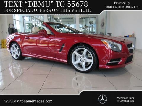 Certified Pre-Owned 2015 Mercedes-Benz SL 550 Rear Wheel Drive COUP/RDST