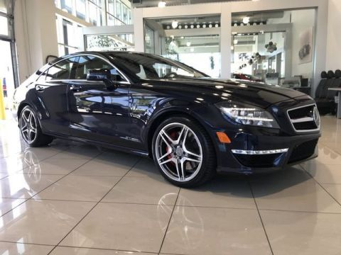 Certified Pre-Owned 2014 Mercedes-Benz AMG® CLS 63 Performance AWD 4MATIC®