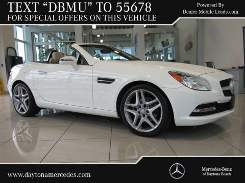 Certified Pre-Owned 2014 Mercedes-Benz SLK 250 Rear Wheel Drive COUP/RDST