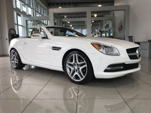 Certified Used Mercedes-Benz SLK SLK 250