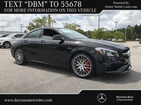 New Mercedes-Benz CLA CLA 45 AMG® Coupe