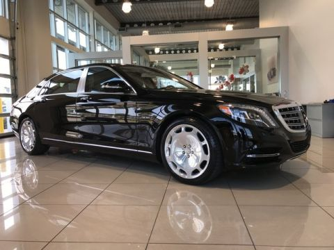 Certified Pre-Owned 2017 Mercedes-Benz S-Class Maybach S 600 With Navigation