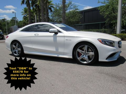 New Mercedes-Benz S-Class AMG® S 63