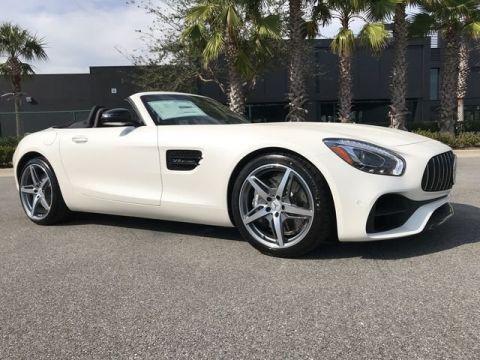 New 2018 Mercedes-Benz GT AMG® GT Roadster