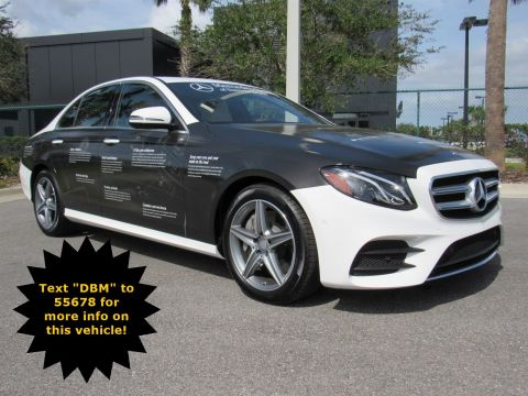 New 2017 Mercedes-Benz E-Class E 300 Sport RWD 4dr Car