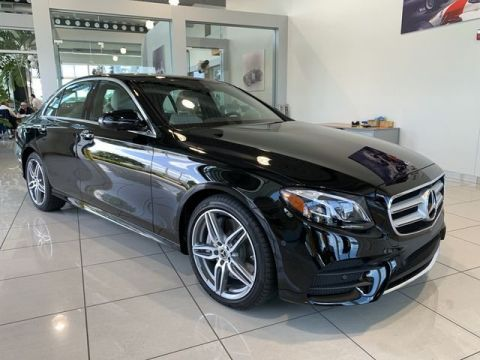 Certified Pre-Owned 2019 Mercedes-Benz E-Class E 300 AWD 4MATIC®
