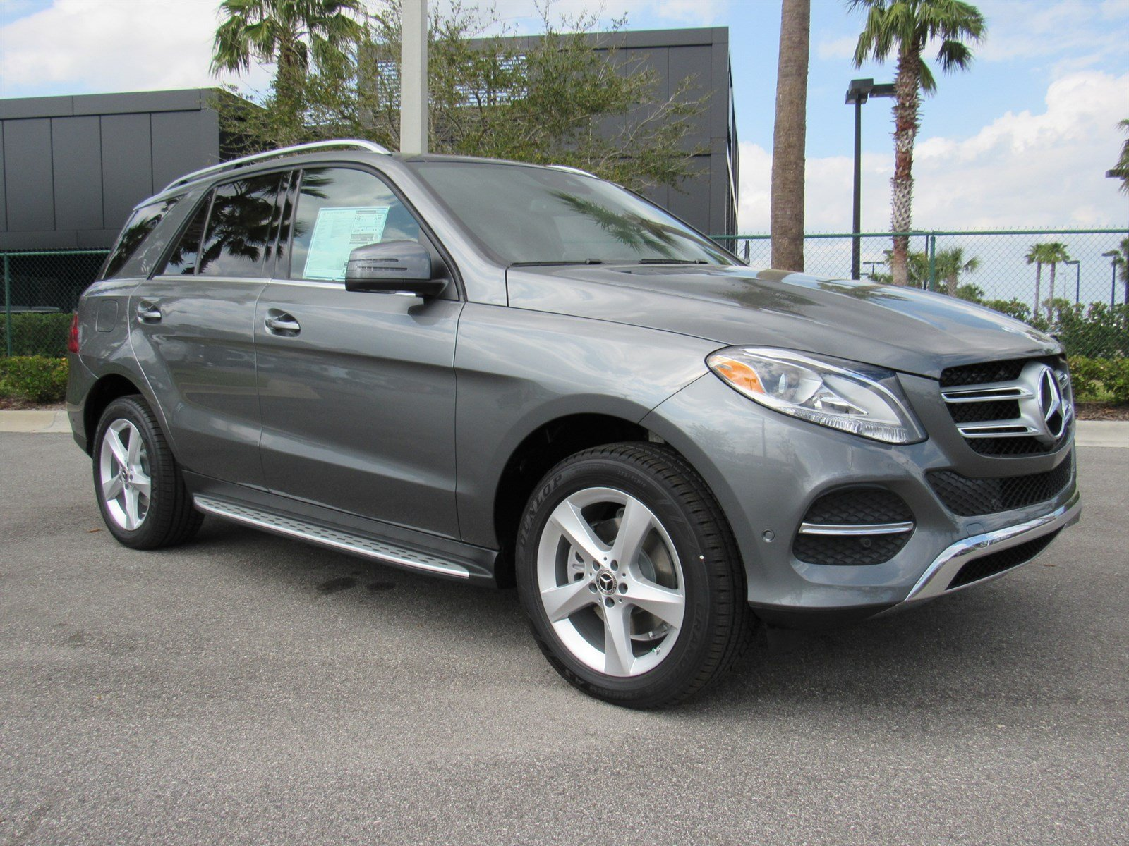 New 2017 mercedes benz gle gle350 4matic sport utility in for Mercedes benz daytona beach