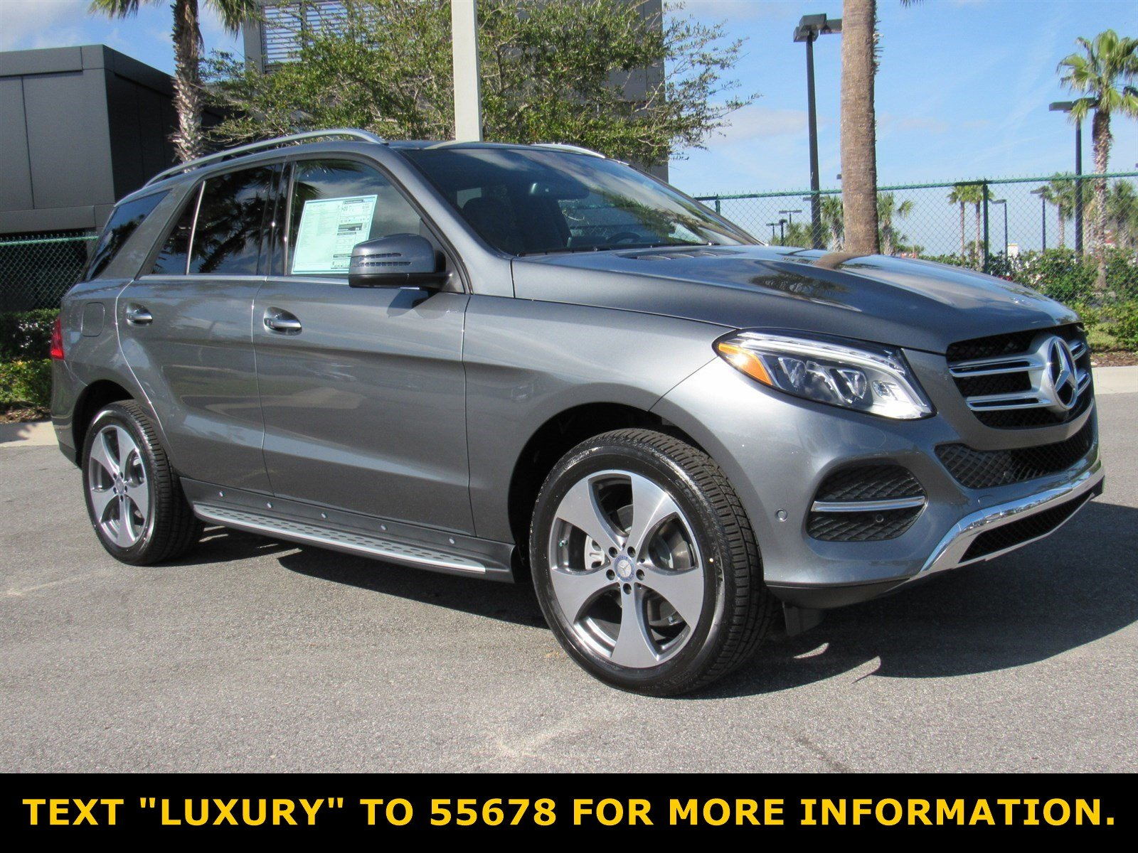New 2017 mercedes benz gle gle350 sport utility in daytona for Mercedes benz daytona beach