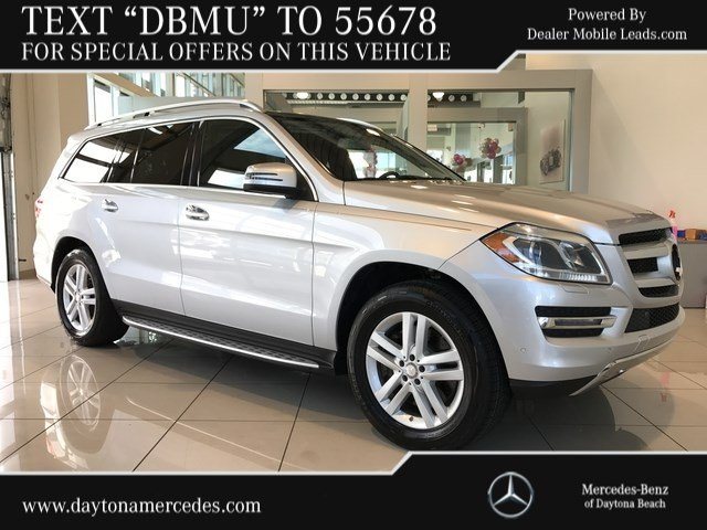 Certified Pre-Owned 2014 Mercedes-Benz GL GL 450