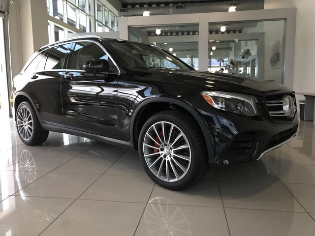 Certified Pre-Owned 2016 Mercedes-Benz GLC GLC 300 SUV in Daytona ...