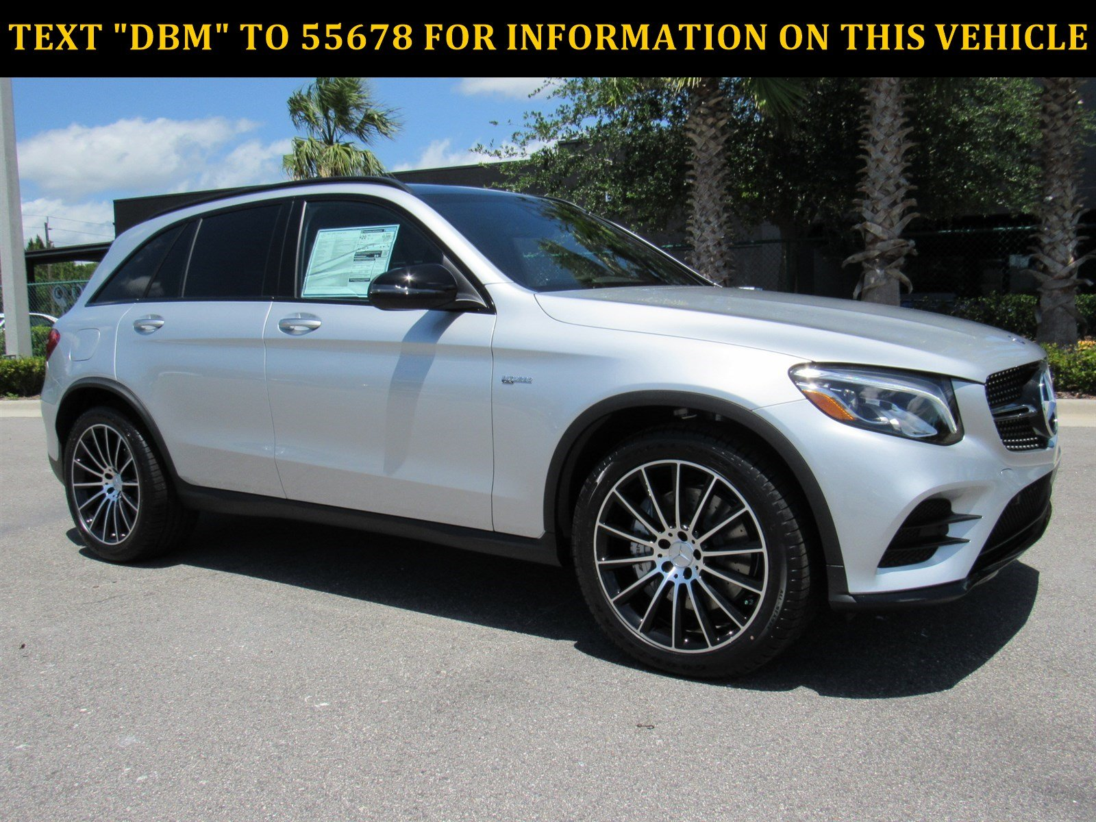 new 2017 mercedes benz glc amg glc 43 4matic sport. Black Bedroom Furniture Sets. Home Design Ideas