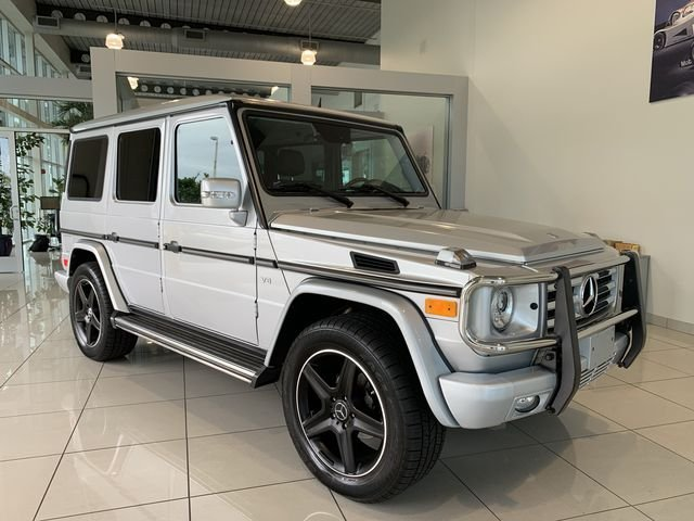 2418902cc9 Pre-Owned 2011 Mercedes-Benz G-Class G 550 SUV in Daytona Beach ...