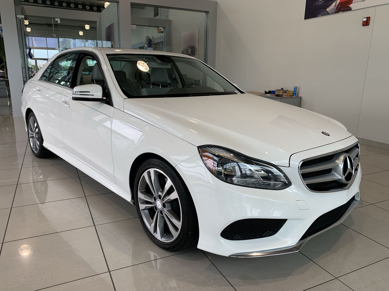 Pre-Owned 2014 Mercedes-Benz E-Class E 350 Sport