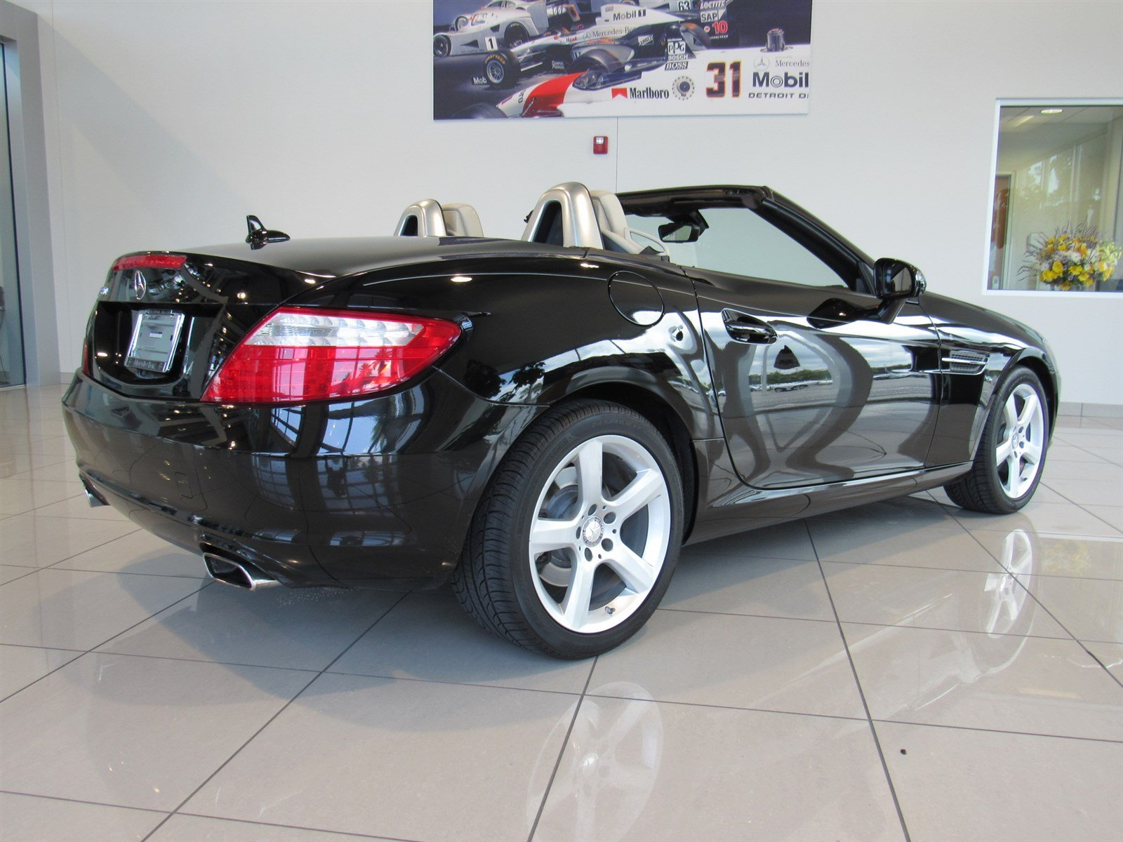 certified pre owned 2014 mercedes benz slk slk 250