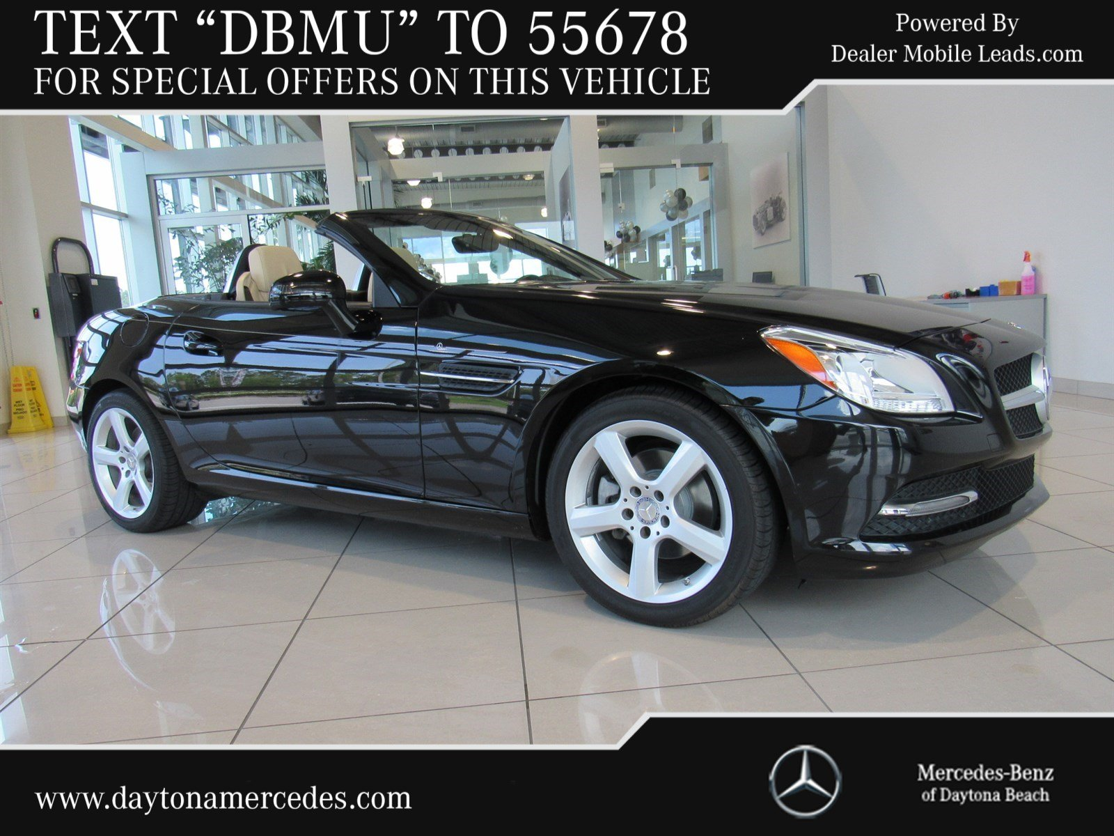 Certified Pre-Owned 2014 Mercedes-Benz SLK SLK 250