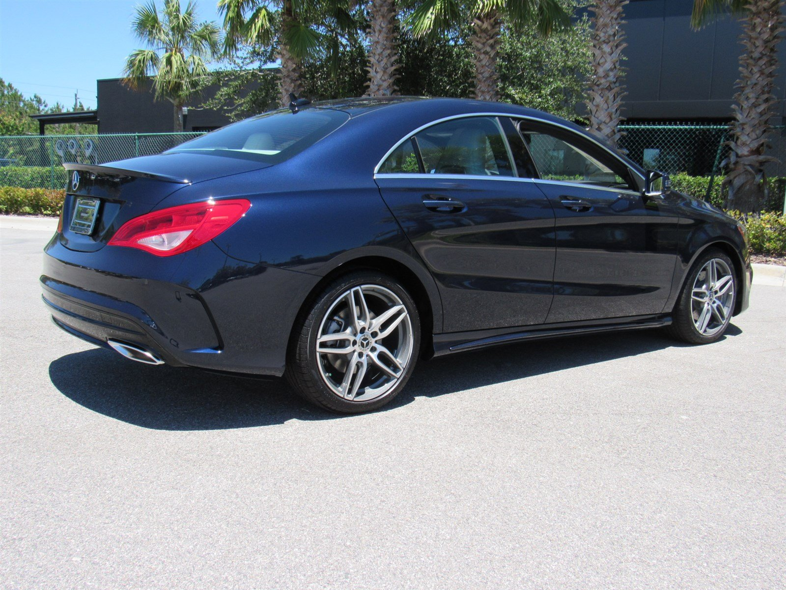 Pre owned 2018 mercedes benz cla cla 250 coupe in daytona for 2018 mercedes benz cla 250 coupe