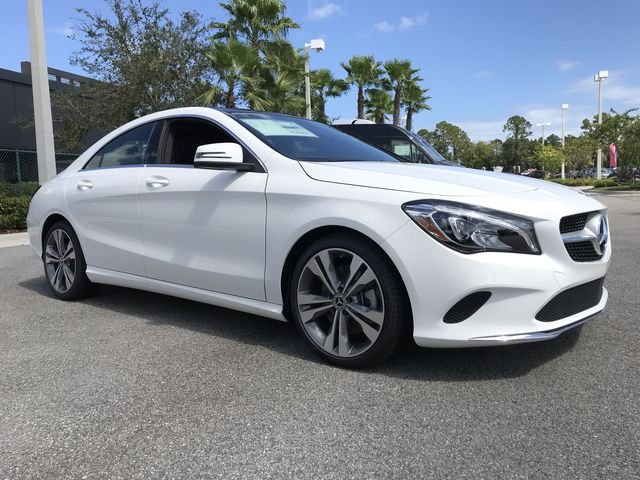 New 2019 Mercedes Benz CLA CLA 250