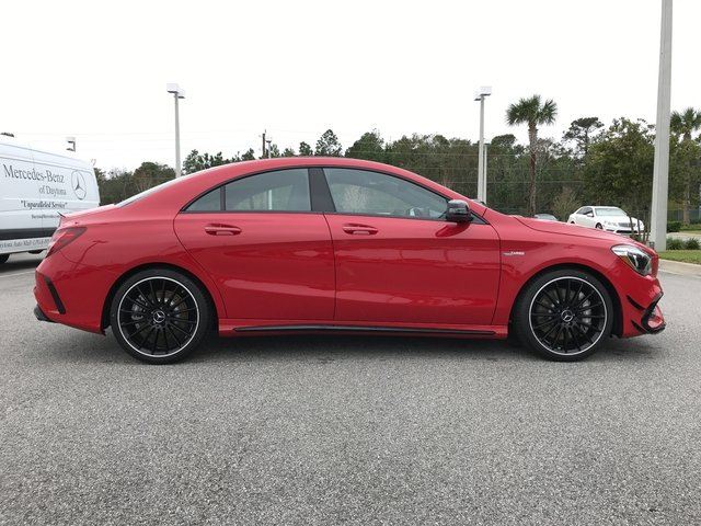 Superior New 2018 Mercedes Benz CLA AMG® CLA 45 Coupe
