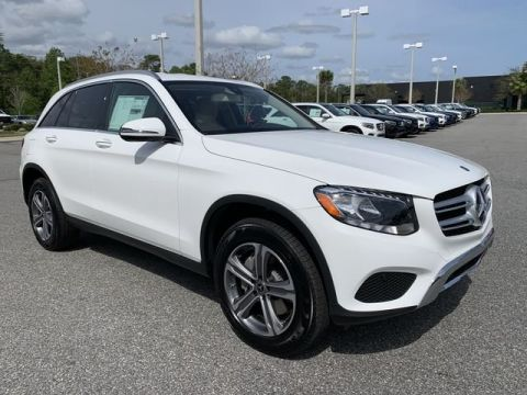 New 2019 Mercedes-Benz GLC 300